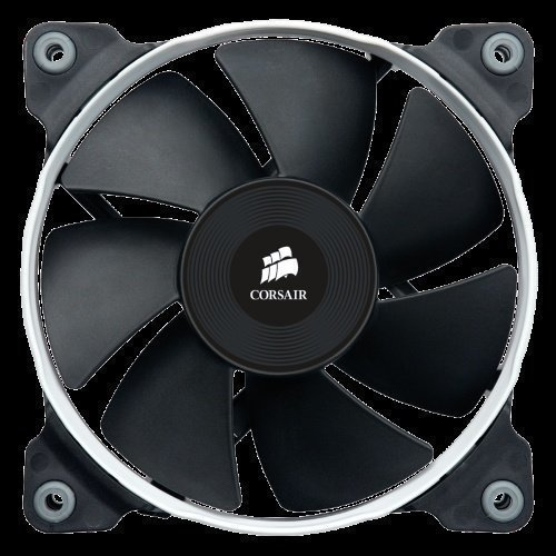 Cooling-Fan Corsair SP120 PWM Quiet Edition 4 pin 120x25mm Dual Pack