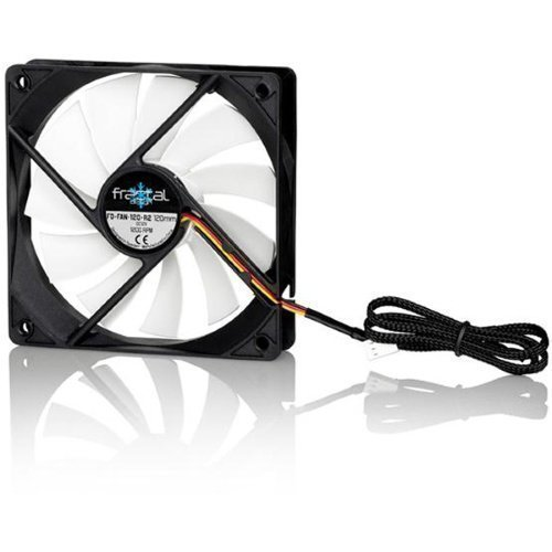 Cooling-Fan Fractal Design 120mm Silent Series R2