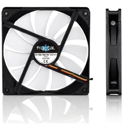 Cooling-Fan Fractal Design 140mm Silent Series R2