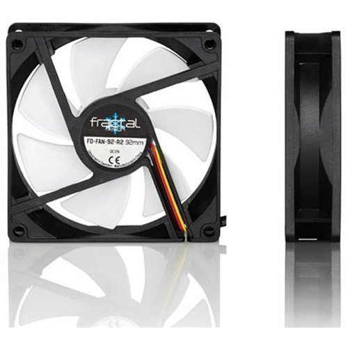 Cooling-Fan Fractal Design 92mm Silent Series R2
