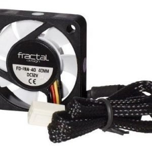 Cooling-Fan Fractal Design Silent Series 40mm 13dBA Retail