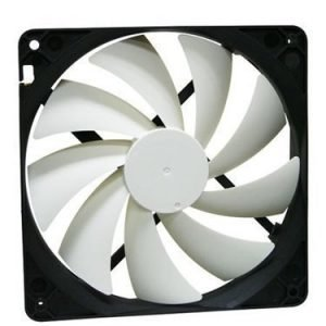 Cooling-Fan NZXT FN-140 9 Blade rifle bearing fan 140mm