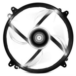 Cooling-Fan NZXT FZ-200 Led Fan White 200mm