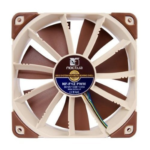 Cooling-Fan Noctua NF-F12 PWM Premium Fan 120mm