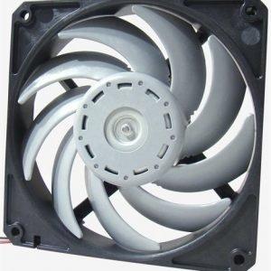 Cooling-Fan Scythe Gentle Typhoon120mm fläkt 500rpm