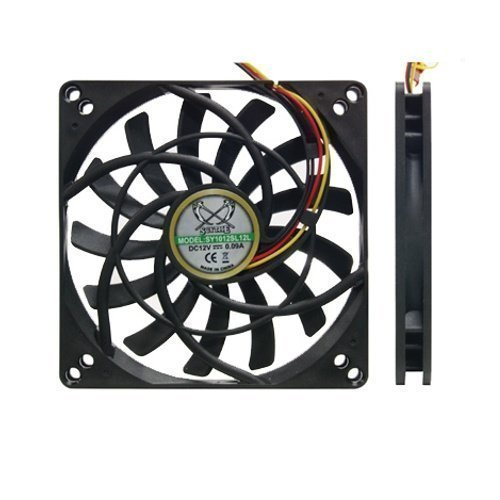 Cooling-Fan Scythe Kaze Jyu 10cm SLIM fan 1000rpm