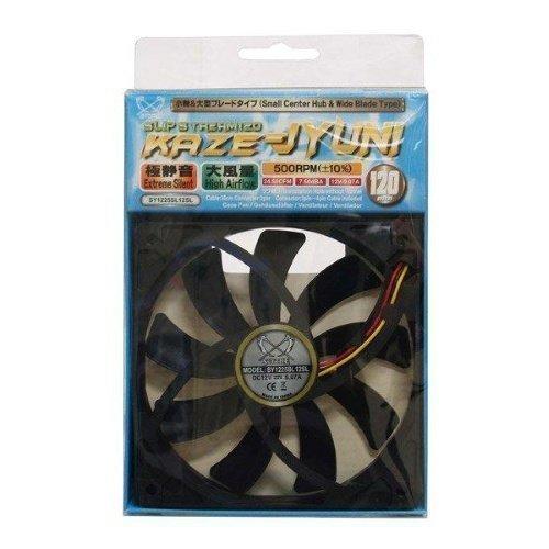 Cooling-Fan Scythe Slip Stream 120mm fläkt (500rpm)