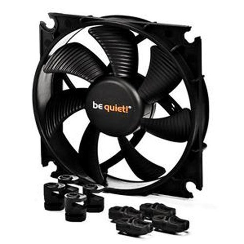 Cooling-Fan be Quiet! SilentWings 2 120mm PWM