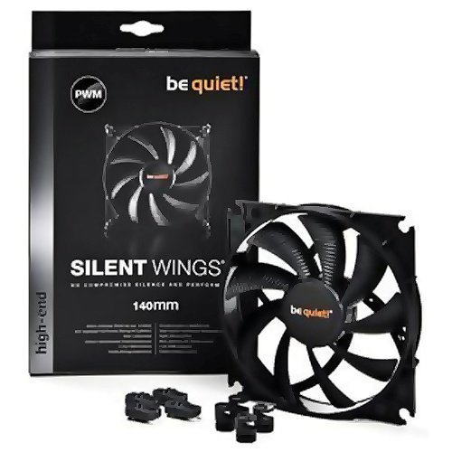 Cooling-Fan be Quiet! SilentWings 2 140mm PWM