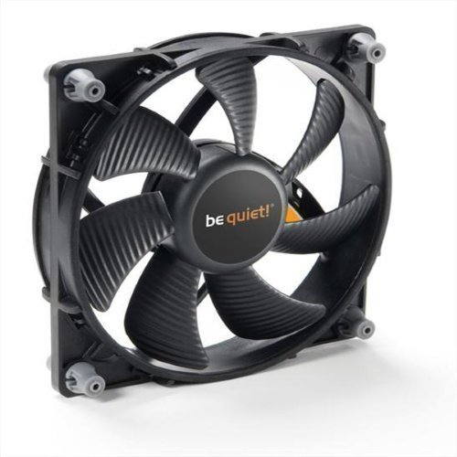 Cooling-Fan be quiet! Case Fan SilentWings USC 80mm