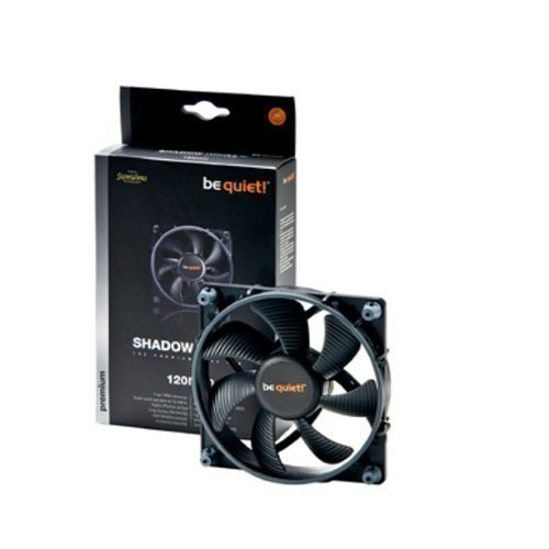 Cooling-Fan be quiet! ShadowWings 120mm Mid-Speed