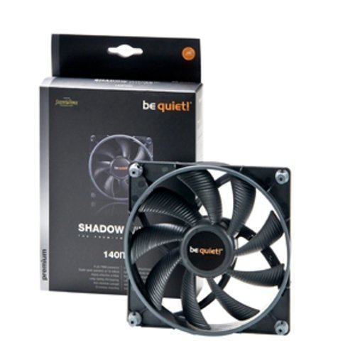 Cooling-Fan be quiet! ShadowWings 140mm Mid-Speed