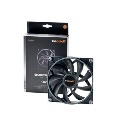 Cooling-Fan be quiet! ShadowWings 140mm PWM