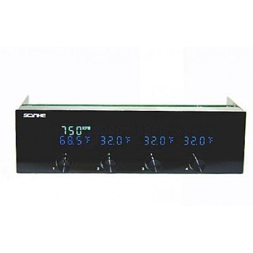 Cooling-Misc Scythe Kaze Master II 5.25 Fan Controller black