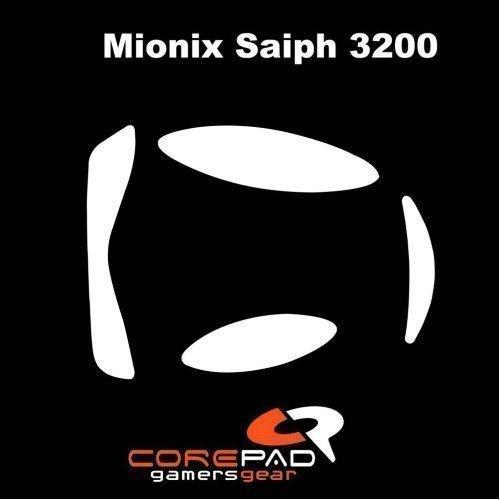 Corepad Mouse feet for Mionix Saiph 3200/Rude Gameware Fierce mouse