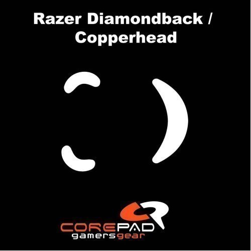 Corepad Mouse feet for Razer Diamondback & Copperhead