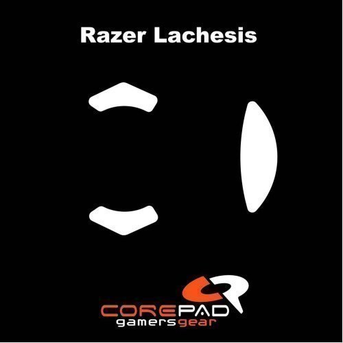 Corepad Mouse feet for Razer Lachesis