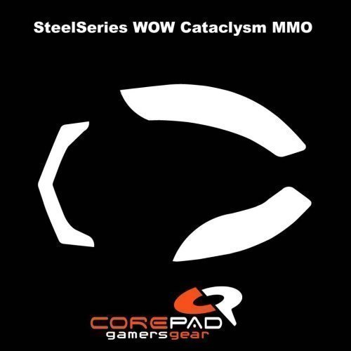 Corepad Mouse feet for Steelseries Cataclysm