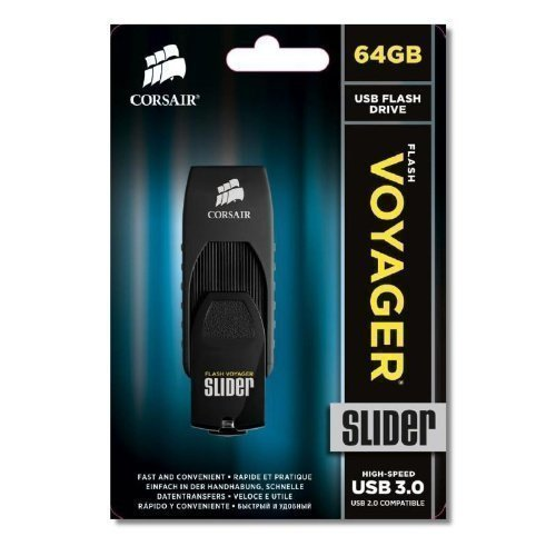 Corsair USB 3.0 Flash Voyager Slider 64GB 3.0