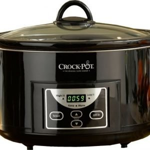 Crock-Pot Countdown Slow Cooker 4