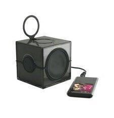 Cube kylpyhuoneradio hopea