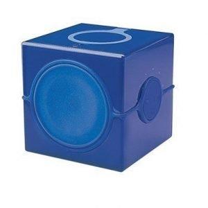 Cube kylpyhuoneradio musta