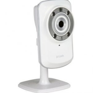 D-Link DCS 932 Webcam Cloud Day/Night Network Camera with mydlink