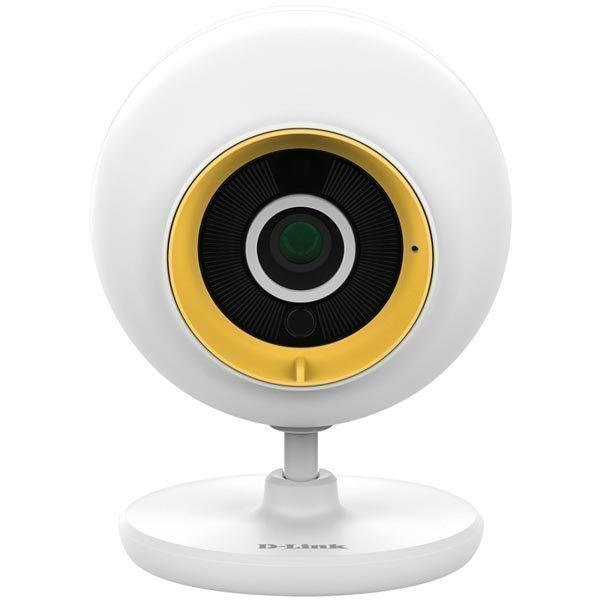 D-Link EyeOn Pet kotieläinkamera kaskisuunt. kommunikointi valk
