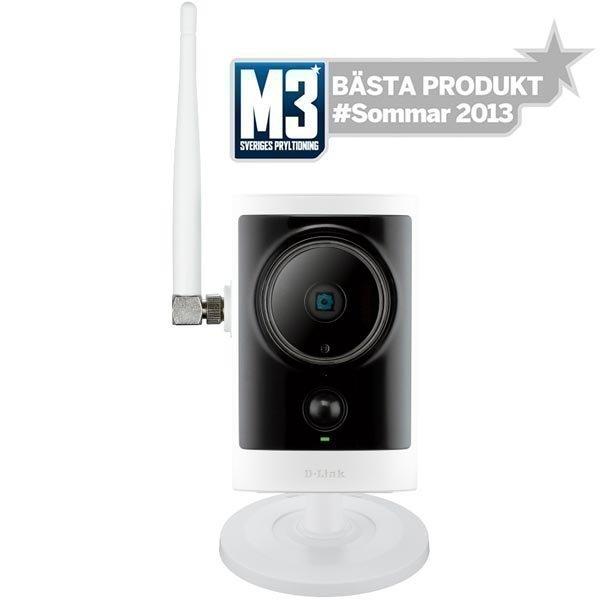 D-Link HD Wireless Outdoor Cloud Camera