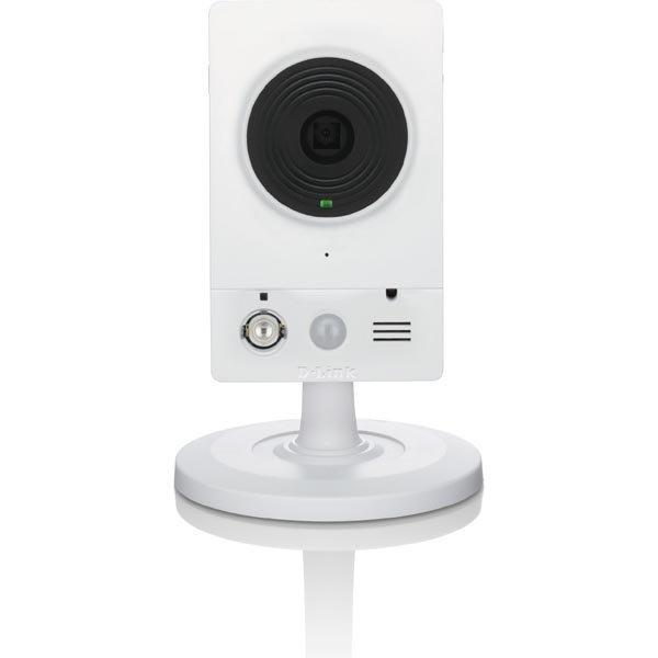 "D-Link Langaton IP-kamera 1/4 CMOS 1280x720 IEEE 802.11n valkoine"""