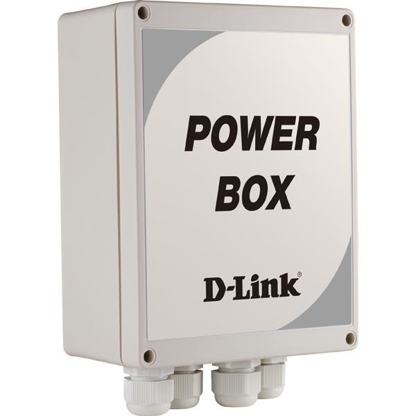 D-Link Power box for DCS-68xx DCS-6616