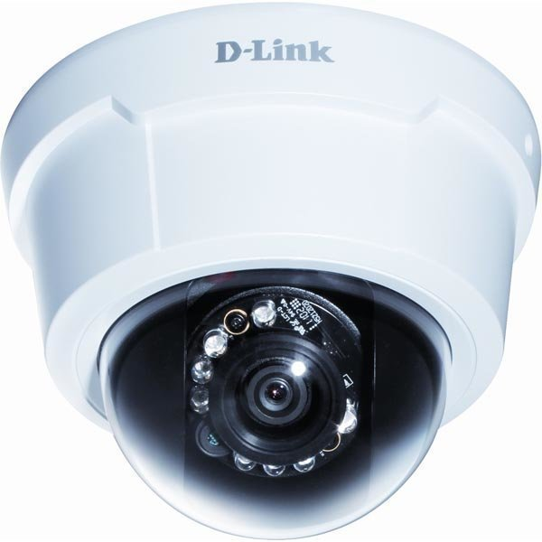 D-Link Securicam Full HD PoE Day & Night Fixed Dome Network Camera