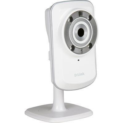 D-Link Securicam Wireless N Home IP Network Camera WPS IR w/ myDlink