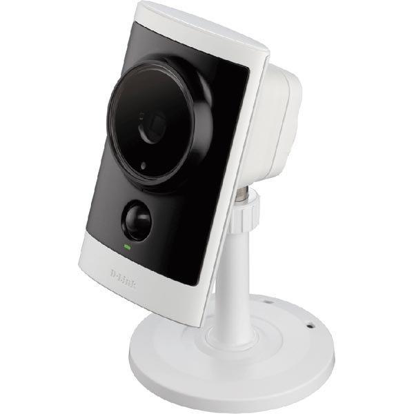 D-Link verkkokamera valvontaan mydlink 5m IR IP65 valk/musta