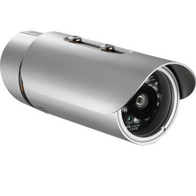 D-Link verkkokamera valvontaan ulkona 1280x800 3GPP PoE 10/100Mbps
