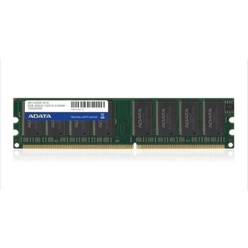 DDR-DIMM-400 A-DATA Technology 1GB DDR 400MHz Apple Series Minne 1 GB DDR 400 MHz CL3 ej buffrad ECC