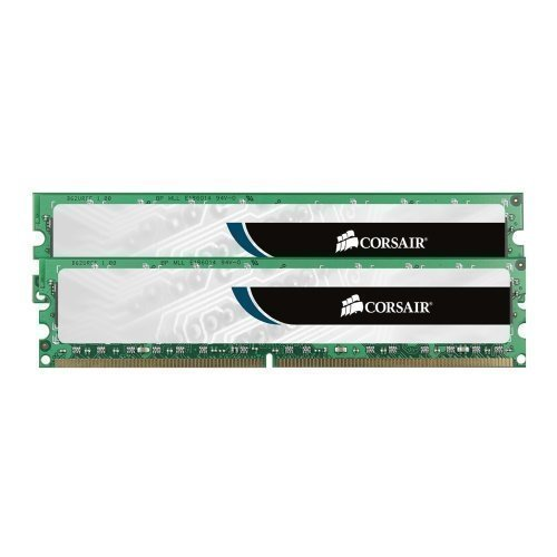 DDR-DIMM-400 Corsair Value Select DDR PC3200/400MHz CL3 2x1GB