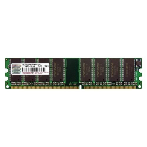 DDR-DIMM-400 Transcend 1GB DDR DIMM 400MHz
