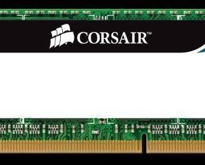 DDR-SODIMM-400 Corsair Value Select 1GB DDR SO-DIMM 400MHz
