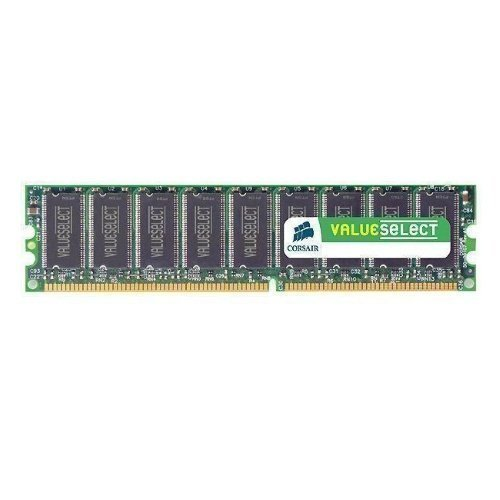 DDR2-DIMM-800 Corsair Value Select DDR2 PC4200/533MHz CL4 1GB