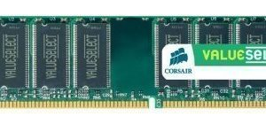 DDR2-DIMM-800 Corsair Value Select DDR2 PC5300/667MHz CL5 2GB