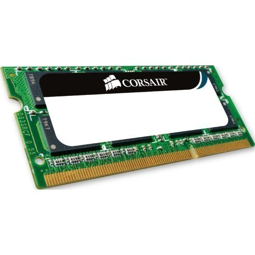 DDR2-SODIMM-667 Corsair 2GB DDR2 SO-DIMM 667MHz/CL5/VS-5300 Value Select