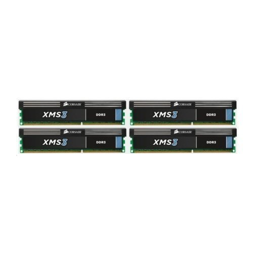 DDR3-DIMM1333 Corsair XMS 4x8GB DDR3 1333MHz