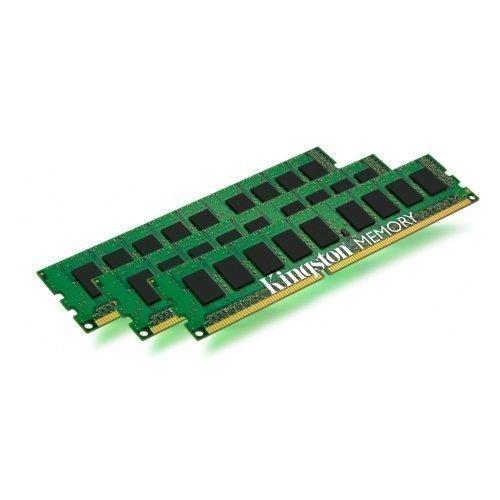 DDR3-DIMM1333 Kingston DDR3 PC10600/1333MHz HP/Compaq ECC 4GB