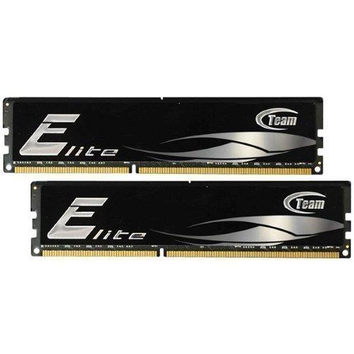 DDR3-DIMM1333 Team Elite 2x4GB DDR3 1333MHz