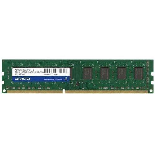 DDR3-DIMM1600 A-data 8GB DDR3 1600MHz 1.5V