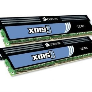 DDR3-DIMM1600 Corsair Core i7/i5/i2 4GB Kit PC3-12800 1600MHz 2x240 DIMM