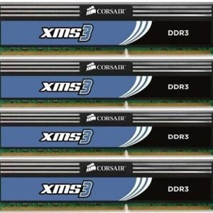 DDR3-DIMM1600 Corsair Core i7/i5/i2 8GB Kit PC3-12800 1600MHz 4x240 DIMM