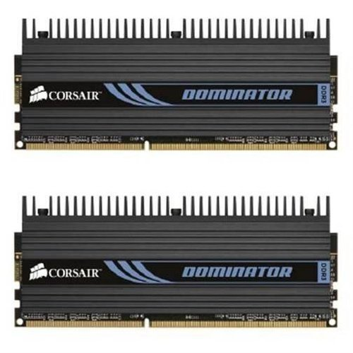 DDR3-DIMM1600 Corsair Dominator 4GB Kit PC3-12800 1600MHz 2x240 DIMM