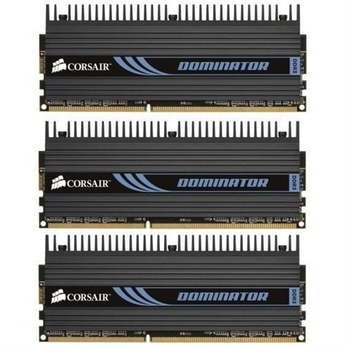 DDR3-DIMM1600 Corsair Dominator DHX 12G DDR3 PC3-12800 1600MHz 3x240 Dimm